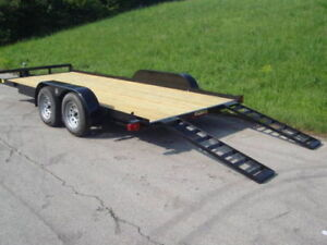 Vehicle Transport - Open & Enclosed Trailers Available