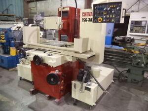 WANTED GOOD USED CHEVALIER SURFACE GRINDER