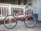No Suspension Hybrid/Comfort Bicycles