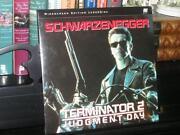 Terminator 2 Laserdisc