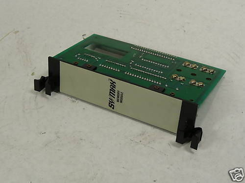 Square D SMM-100 Memory Module RAM Symax Series A  NEW