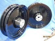 Powder Coated Harley Wheels