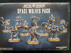 Games Workshop Warhammer 40K Space Marines Miniatures Space Wolves