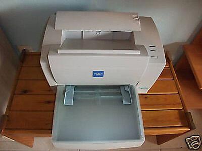 Minolta QMS PagePro 1250E 1250 E Laserprinter USB + PAR