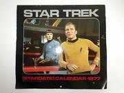 Star Trek Calendar