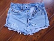 Levi 501 Cut Off Shorts