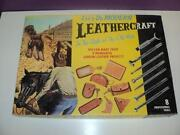 Vintage Leather Craft Kits