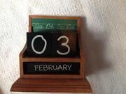 Hallmark Perpetual Calendar