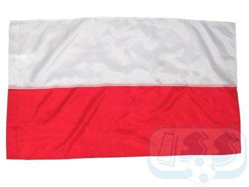 FPOL02: Poland flag white and red 60x90 cm! POLSKA!