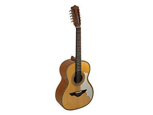 H. Jimenez El Musico Acoustic Bajo Quinto Natural