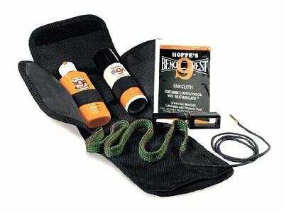 Hoppe's No. 9 BoreSnake Soft-Sided Gun Cleaning Kit, .357-38