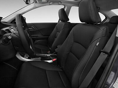2013 2014 honda accord sport ex sedan black katzkin - Honda accord coupe 2014 interior ...