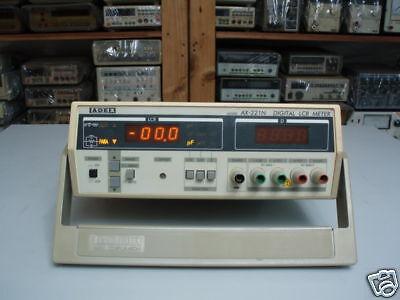 ADEX AX-221N Digital LCR Meter