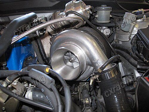 TURBO KIT FOR Civic Integra DC K RSX Sidewinder Manifold - Acura rsx type s turbo kit