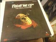 Friday The 13th Laserdisc