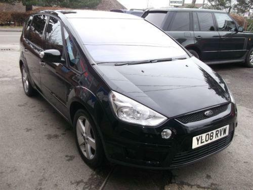 ford s max titanium tdci ebay. Black Bedroom Furniture Sets. Home Design Ideas
