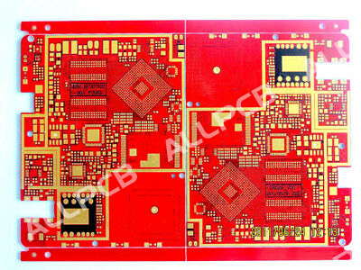 6 Layers Double-sided Printed Board Pcb Manufacture Prototype Etching