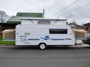 JAYCO 04 EXPANDA 15.49.1 FEATURES ROOF AC/MAINS/BATTERY/VGC Thornlie Gosnells Area Preview