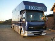 Horsebox Conversion