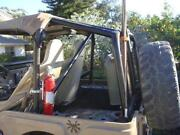 Jeep CJ Roll Cage