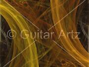 Guitar Body Decal
