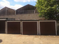 3 GARAGES FOR RENT