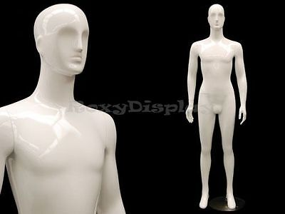 Male Fiberglass Eye Catching Abstract Mannequin Dress From Display Md-xdm02