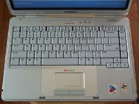 Compaq Preasrio lap top for sale
