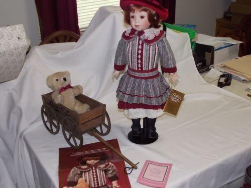 Franklin Mint Coca Cola Dolls Ebay