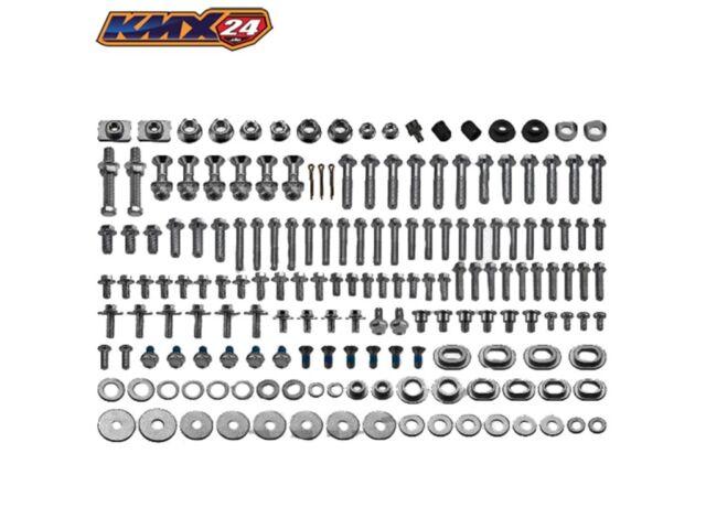 kmx24 Screws Kit Screw Set 172 PARTS SUITABLE FOR YAMAHA YZF 426 450