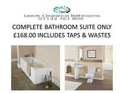 Complete Bathroom Suite