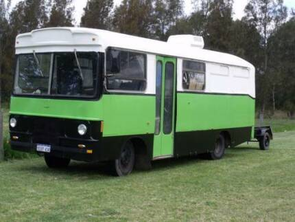 Bus / Motorhome offers Penrith Penrith Area Preview