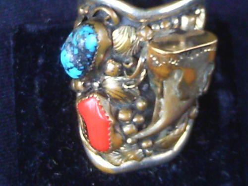 Mens Navajo Jewelry Ebay