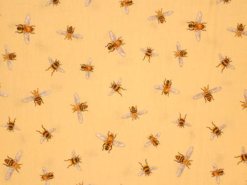 Honey Bee Fabric Ebay