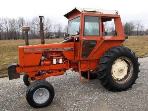 Allis Chalmers Tractor   eBay