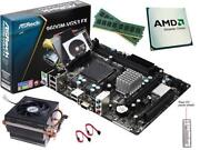 Quad Core Motherboard Combo