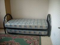 Single Bed + Guest Trundle Bed
