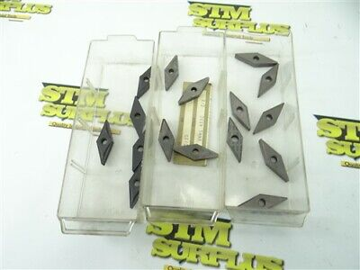 Kennametal NEW 5pcs VNMG432 K68 Grade Carbide Turning Inserts 22 04 08