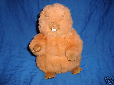 Gund Plush Gopher Exclusive Kohls Department Stores
