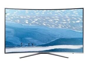 TV LED Samsung Smart UE43KU6500 Ultra HD 4K Curvo UE43KU6500UXZT Televisore