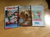 Clue Jr Books