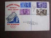 1948 Olympic Games Stamp