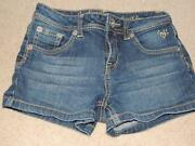 Girls Denim Shorts Size 10