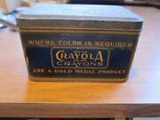 Crayola Crayons Tin