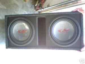 Alpine subs and amp London Ontario image 1