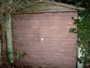 Used Concrete Garage