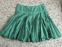 Naughty Green Mini Skirts Size 8-10 Paypal accept