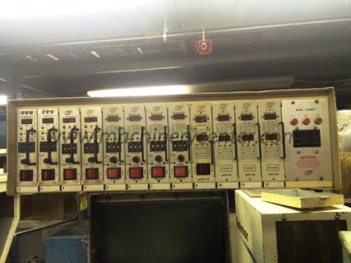 12 Zone Used ITC Mainframe