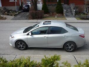 Transfert de bail Toyota Corolla LE 2016