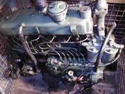 Unimog Motor